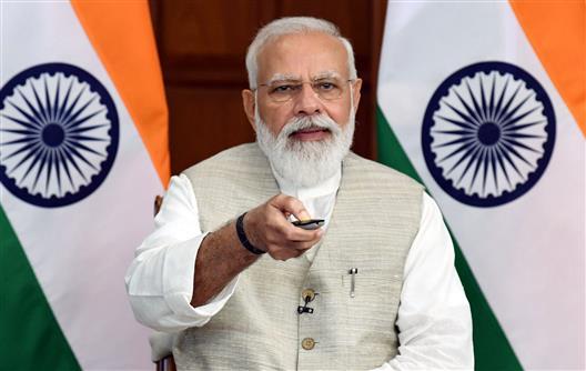 Navratri: PM Modi Wishes 'Strength' To All