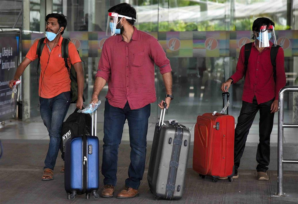 Domestic Flights Fully Operational From Oct 18