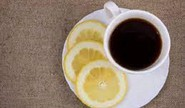 Lemon With Coffee Helps Shed Flab?