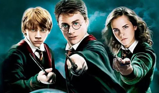 Junet: My 3 Fave Harry Potter Quotes