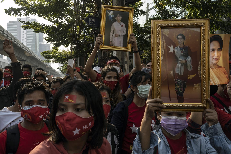 Myanmar Military Rule Post Coup