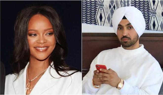 Diljit Releases 'RiRi' Dedicated To Rihanna