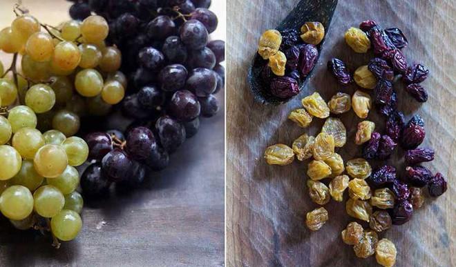 Grapes/ Raisins: Which Is Healthier?