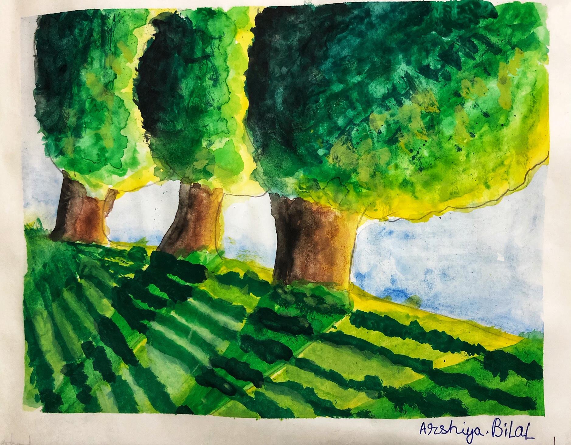 FOREST: Arshiya Bilal