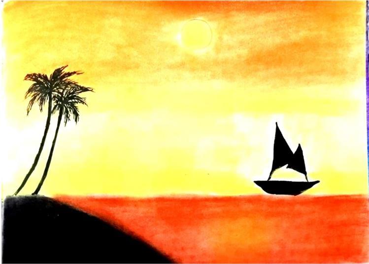 SEA VIEW: Disha D'Souza
