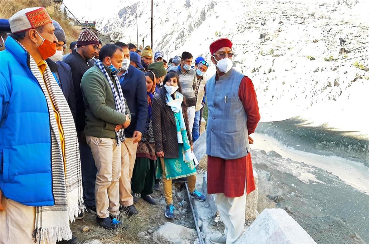 9 Dead, 100 Missing In Chamoli Glacier Melt