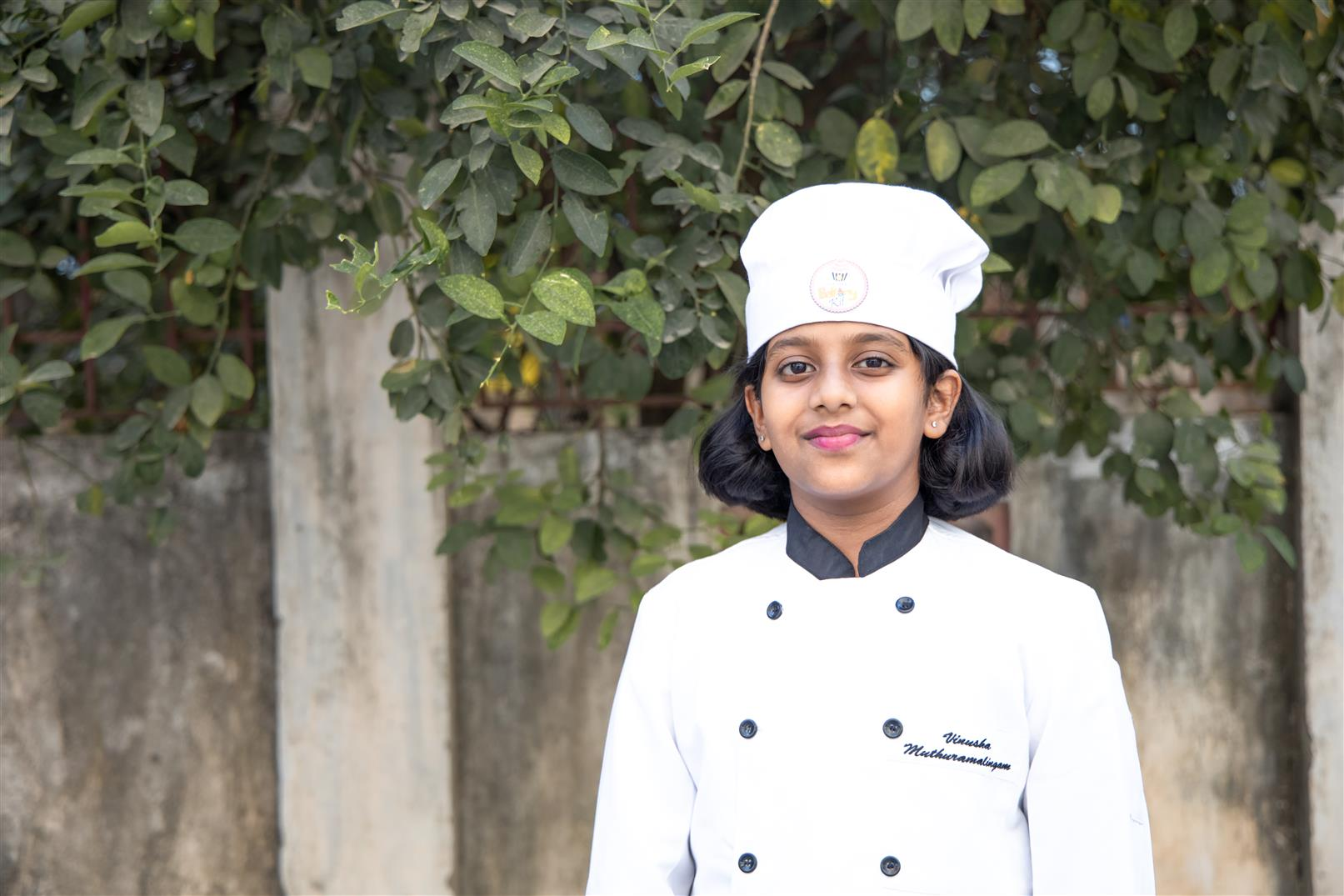 Dreams Are Sweeter Than Cakes: 11-Yr-Old Chef