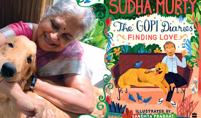 Sudha Murty On Finding Love