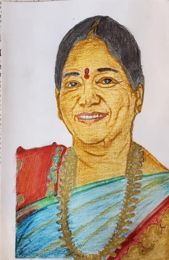 POISED : Himashree Sudarshan Reddy