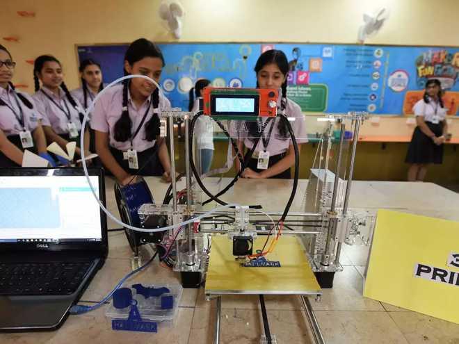 Delhi Govt Launches Skill Centre For Students