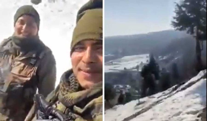 Viral: Jawans' Version Of 'Pawri Ho..'