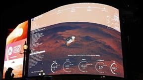 NASA Releases Audio From Mars