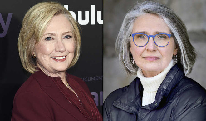 Hillary Clinton And Louise Penny To Publish Political Thriller