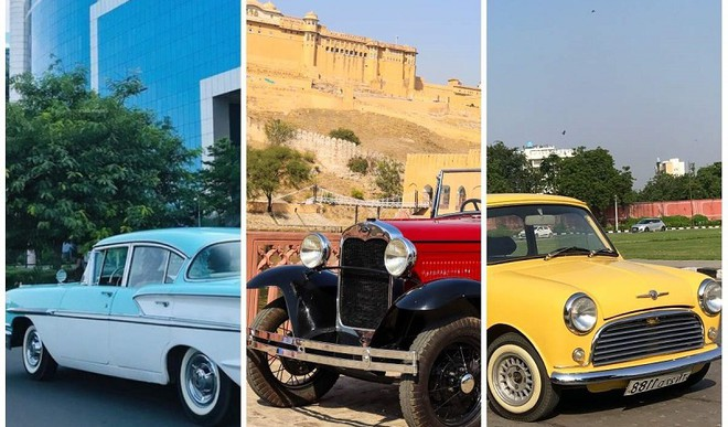 Vintage Cars Turn Instagrammable