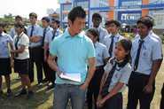 Sporting activities@Pailan World School