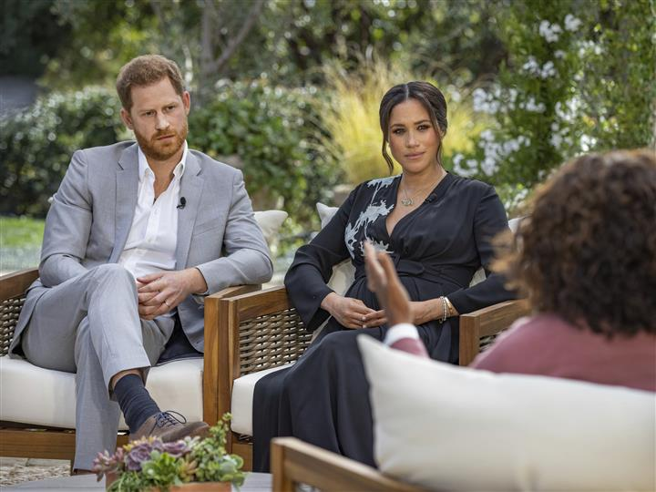 Oprah: Cultural Powerhouse Takes On Royalty