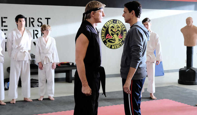 Leadership Lessons From Cobra Kai