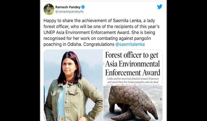 Meet Real Life Leader Sasmita Lanka