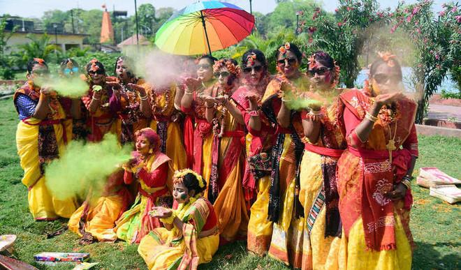Myths, Legends and Holi Symbolism