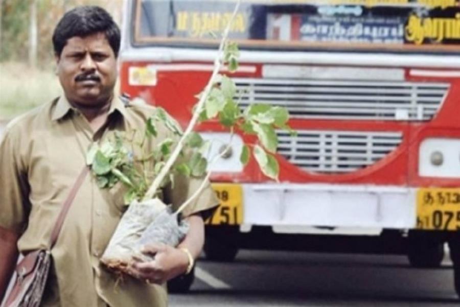 Famous As 'Treeman', TN Man Earns PM Praise