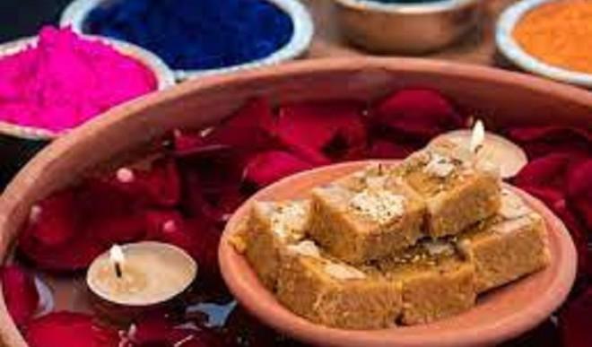 Have A Happy & Healthy Holi!