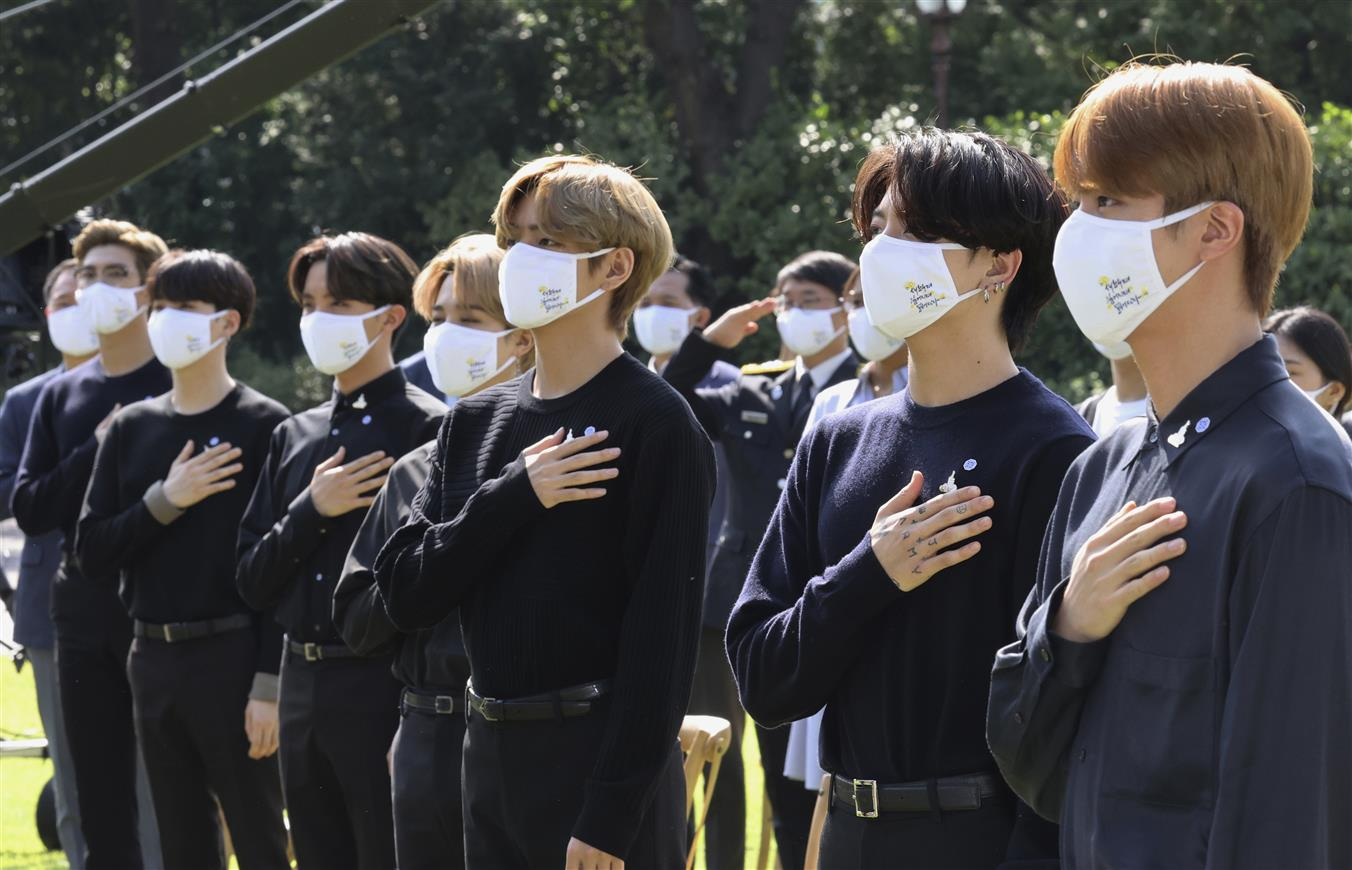 We Feel Grief & Anger: BTS On Racism
