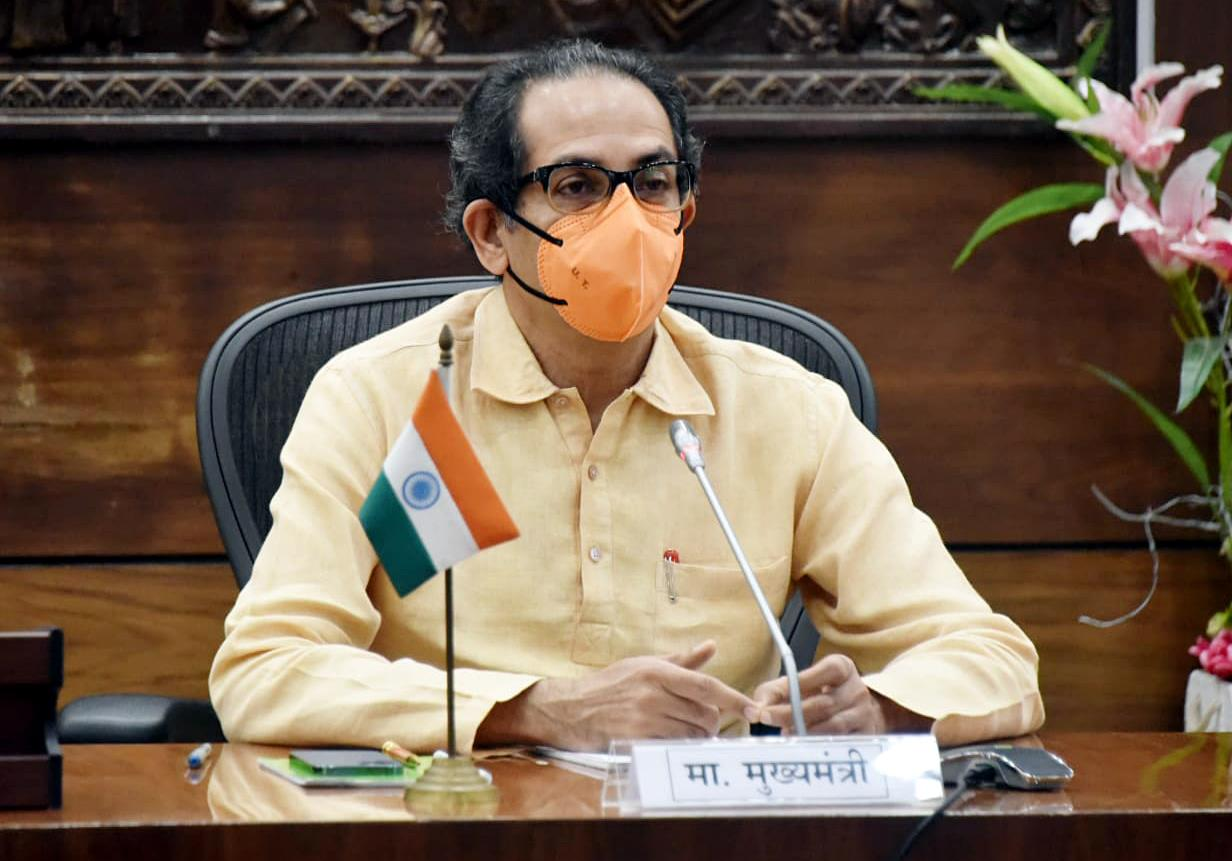 Can't Rule Out Lockdown: Uddhav