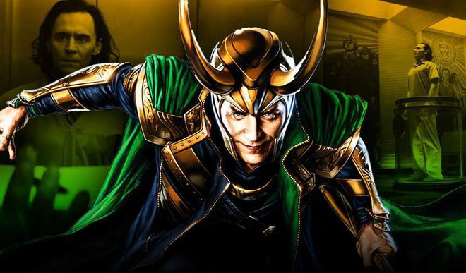 Marvel's New Loki Trailer Out