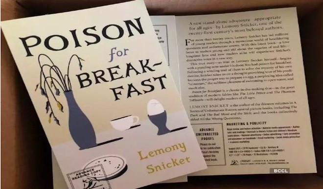 New Lemony Snicket Novel Coming Soon