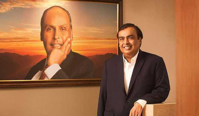Ambani India's Richest With $84.5 bn: Forbes