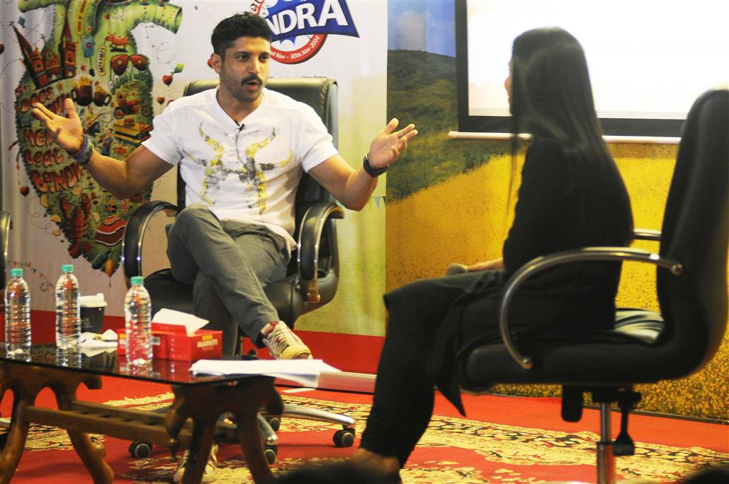 Farhan Bags Project With Marvel Studios