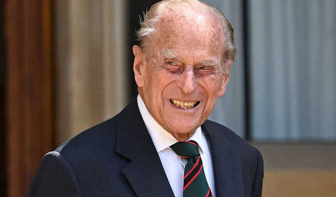 World Leaders Mourn Prince Philip's Death