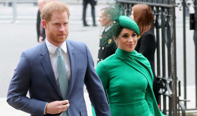 Meghan Won't Join Harry At Philip's Funeral