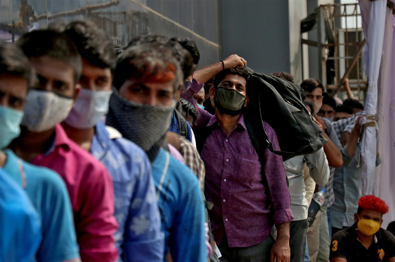 India Overtakes Brazil In Infections Tally