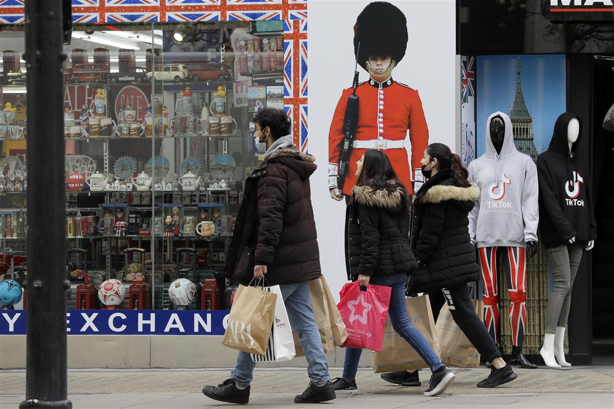 Shops, Gyms, Outdoor Dining Restart In UK