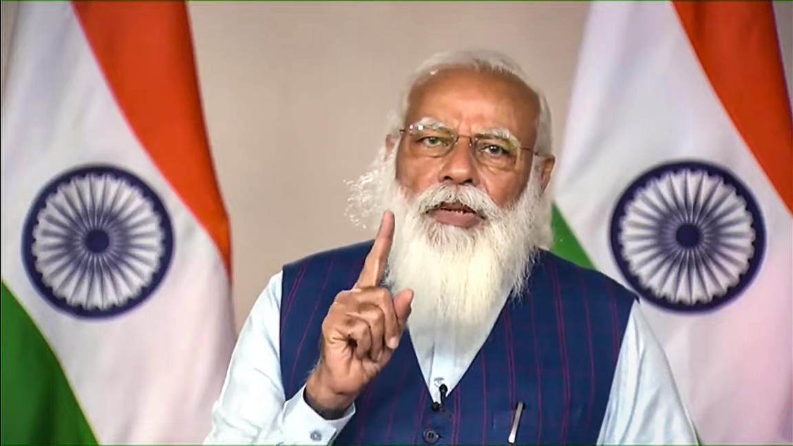 India's NEP Is Futuristic: Modi