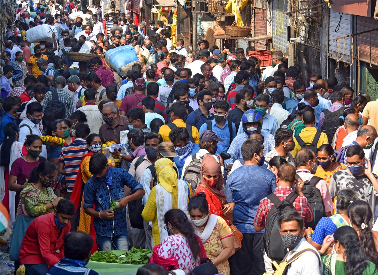 India's Covid Tally: Over 2 Lakh Cases