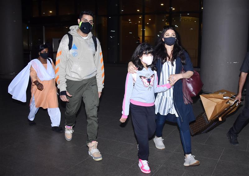 Please Keep Your Mask On: Abhishek Bachchan
