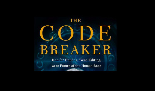 Review Walter Isaacson: The Code Breaker