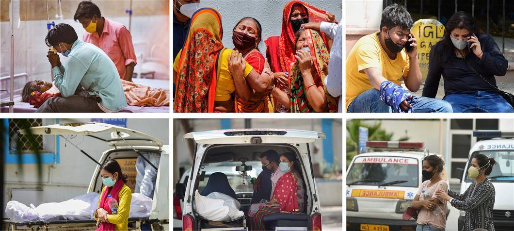 Cases Rocketing Amid Curfew: Delhi Govt
