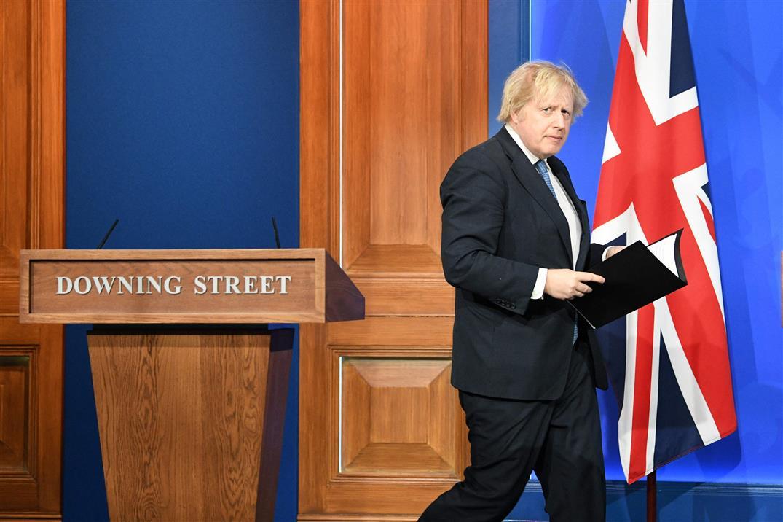 UK Oppn Asks Boris To Cancel India Trip