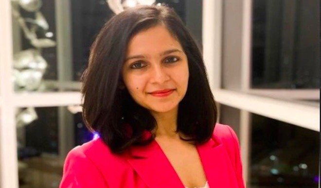 Champion of Change: Dr Suyomi Shah