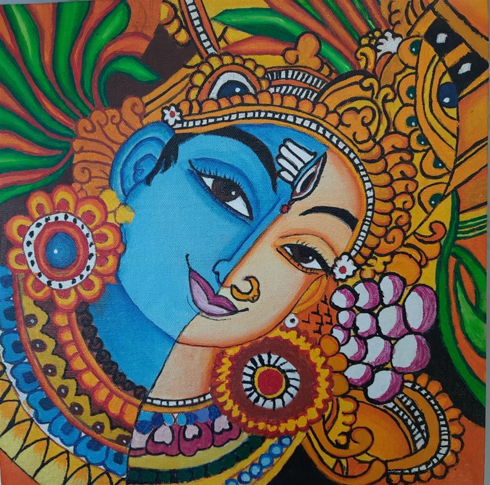 ARDHANARISHWARA : Sreepriya Tavva