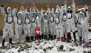 Pic Story: Swiss Kids Suit Up For 'Mission Mars'