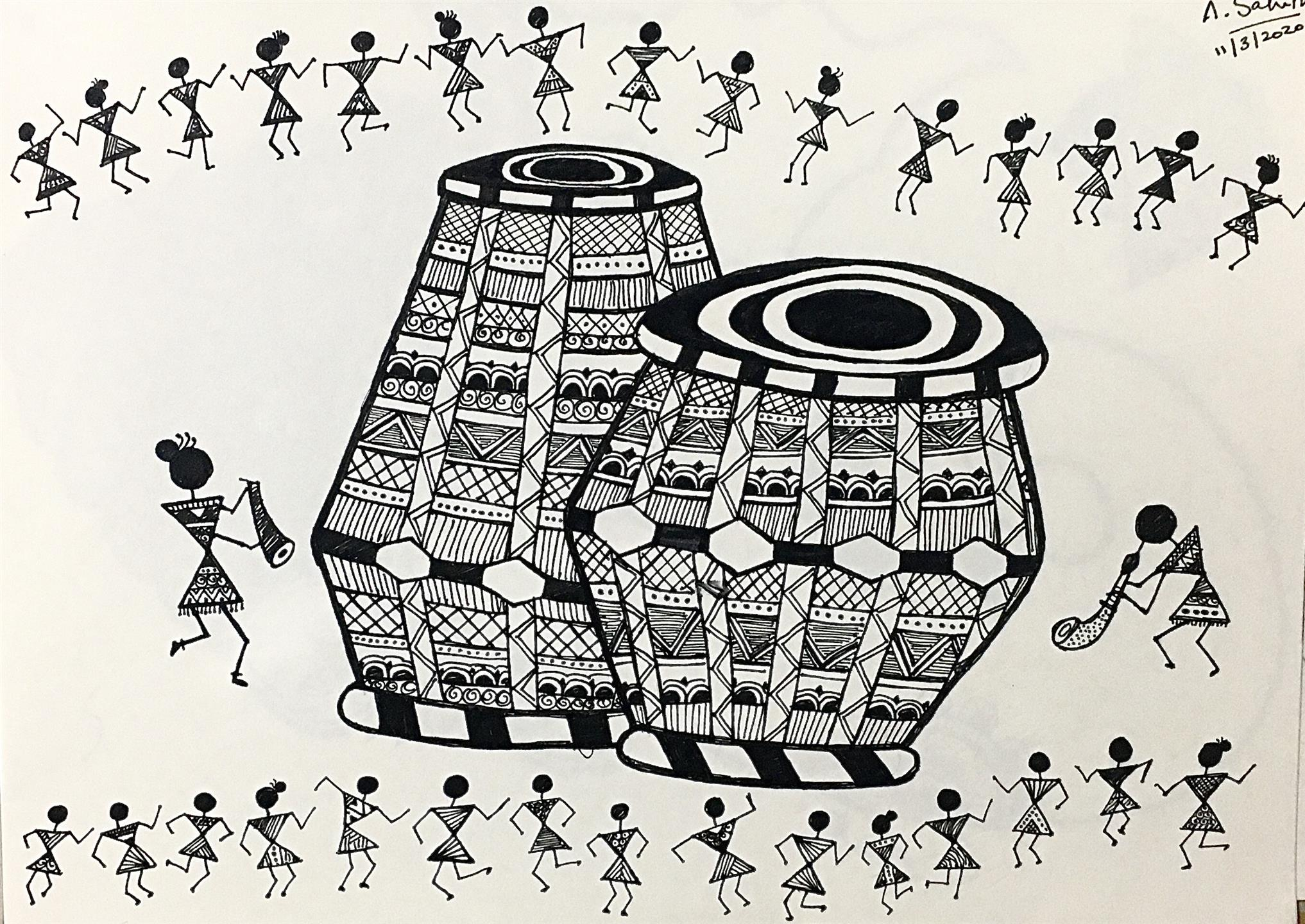 MUSIC AND DANCE :  A Sahithi