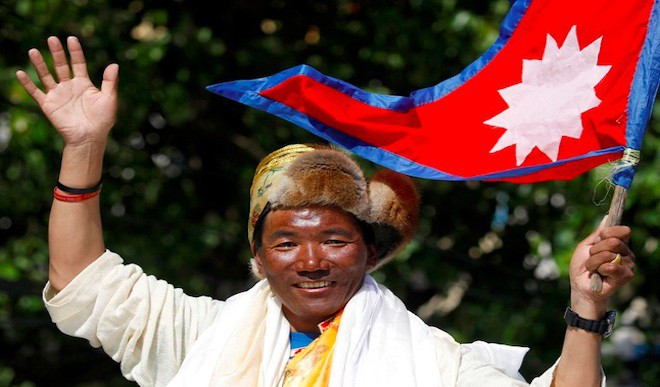 Kami Rita Sherpa Climbs Mt Everest For The 25th Time