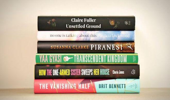 Women's Prize for Fiction Finalists