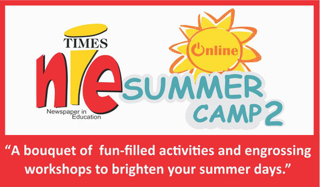 Times NIE Summer Camp 2