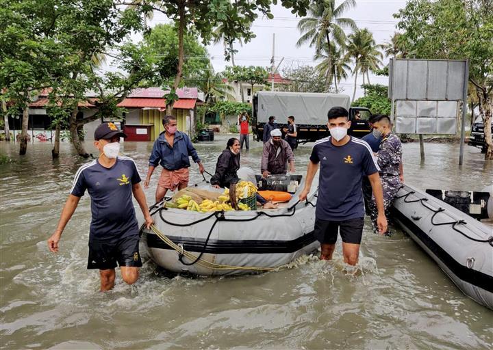Cyclone 'Tauktae' Batters Kerala