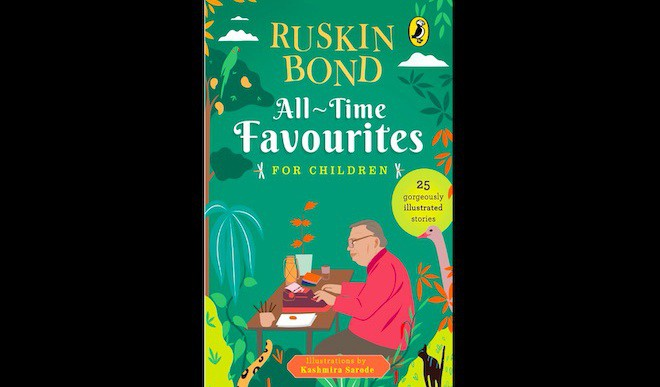 Read A Story From Ruskin Bond's New Book